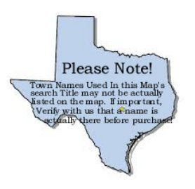 These Are Reduced Images Of This Original Map Portfolio S Covers Related Texas Land Office Images Shown For Reference Not Offered Here